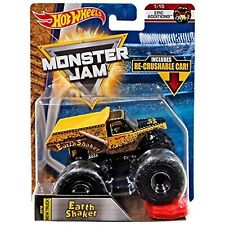 HOT WHEELS MONSTER EARTH SHAKER EPIC ADDITIONS 1/15 DWL38 (D)
