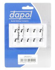 Dapol - N Gauge Easi-fit Magnetic Couplings Short Arm Multi-Pack (5 Pairs)