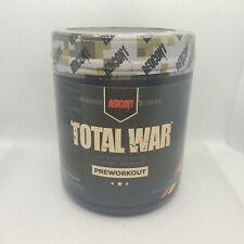 Redcon1 Total War Tiger's Blood Preworkout Dietary Supplement Exp. 06/2022