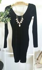 Regular Velvet Stretch, Bodycon Dresses for Women