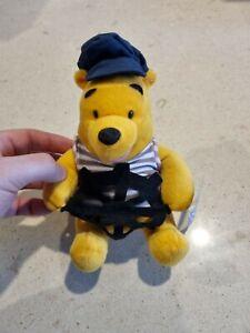 Winnie the Pooh Nautical Sailor Soft Toy Plush