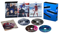 Ghost in the Shell Arise/PYROPHORIC CULT/The New Movie Blu-ray Box Booklet Japan