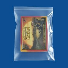 Clear Reclosable 4 Mil Heavy Duty Zip Lock Plastic Bags Zipper Poly Jewelry Bag