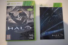 halo combat evolved anniversaire anniversary pal fr xbox 360 xbox360