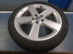 """VW Beetle 00-10 17"""" Alloy wheel & Tyre 225/45/17 5.5mm"""