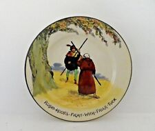 ROYAL DOULTON SIDE PLATE - UNDER THE GREENWOOD TREE D3751 - EXCELLENT !!