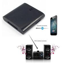 1 unid receptor de musica Bluetooth A2DP adaptador para iPod para el iPhone D7K3