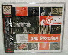 One Direction Best Song Ever 2013 Taiwan CD w/OBI (Last First Kiss)