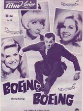 BOEING-BOEING (MFK 93, '65) - TONY CURTIS / JERRY LEWIS