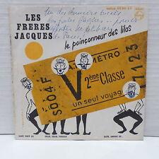 LES FRERES JACQUES Le poinconeur des lilas ( GAINSBOURG ) 432267 BE