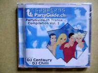 CD Musique Party guide Compilation Trance Vol 1 /J20