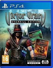 Victor Vran: Overkill Edition (PlayStation 4) NEW & Sealed