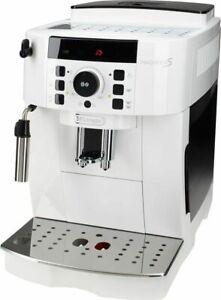 DE'LONGHI Kaffeevollautomat Magnifica S ECAM21.118.W Milchaufschäumdüse 1450W