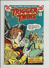 Trigger Twins #1 VF- (Mar-Apr 1973, DC)