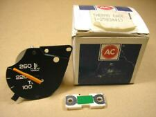 1970 1980 AC GM Ford Temperature Gauge NOS, 25034417