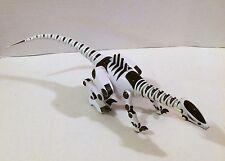 "WowWee Robotyrannus White Dinosaur Large 27"" Sounds Movements RARE HTF!"
