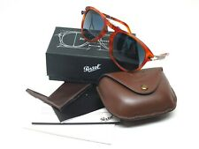 Persol PO 714-SM Steve McQueen 96/S3 Light Havana Polarized Sunglasses 54mm
