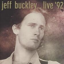 JEFF BUCKLEY – LIVE '92 WFMU-FM BROADCAST (NEW/SEALED) CD
