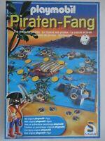 🌺🌺 Playmobil Piraten-Fang  🌺🌺 mit orig. Figur Playmobil / Schmidt Spiel HOLZ