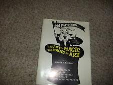 New listing Magic of Art Book Edd Paterson