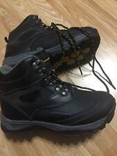Alpine Design Snow Shield Mens Winter Boots M3402A Black Size 9