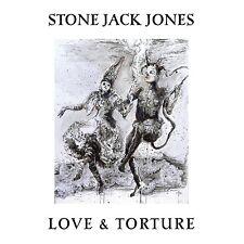 STONE JACK JONES - LOVE & TORTURE  CD NEU