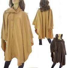 Unbranded Knee Length Ponchos Outdoor Women's Coats & Jackets