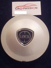 1 COPPETTA COPRIMOZZO LANCIA DELTA dal 2008 in poi ORIGINALE HUB CAP stemma logo