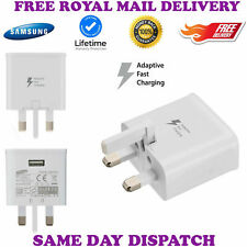 Genuine Samsung Fast 2A USB Charger Adapter Plug For Galaxy S2 S3 S4 S5 Mini Neo