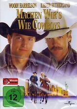 DVD NEU/OVP - Machen wir's wie Cowboys - Woody Harrelson & Kiefer Sutherland