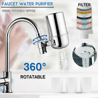 ❤️  360° Remove Chlorine and Fluoride Faucet Tap Water Filter Purifier   🔥 ✌