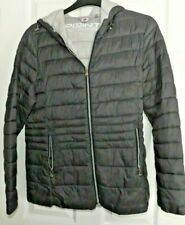 Point Zero  XLarge Womens grey  puffer jacket   Ultralight Waterproof Coat