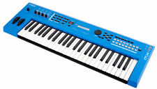 Nuevo Azul Yamaha MX49 49 Teclas Sintetizador de música