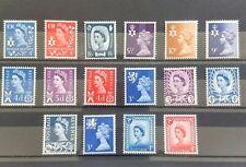 british stamps nordirland/ Scotland/ Wales/ isle of man
