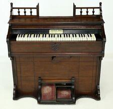 Antique Pump Organ Reed Organ Murdock & Murdock of London Delivery Available