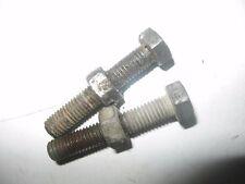 REAR AXLE CHAIN TENSIONER BOLTS 1986 KTM 500 MX MXC MX500 MXC500 86 87 85