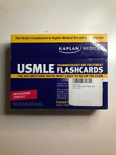 Kaplan Medical USMLE Pharmacology and Treatment Flashcards: The 200 Questions...
