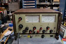 Carnel Labs NM37/57B EMI Field Intensity Meter 20MHz-1GHz (Stoddart / Eaton)