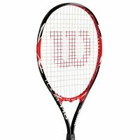 Wilson Unisex Tour 110 Tennis Racket Lightweight Sport