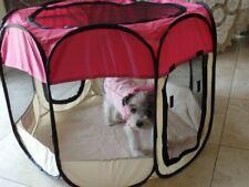 Corralito de mascotas para interiores