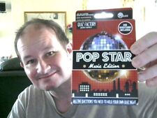 POP STAR MUSIC EDITION 250 QUESTION QUIZ CARD GAME PERFECT GIFT! FREE UK POST