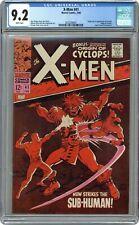 Uncanny X-Men #41 CGC 9.2 1968 2022206001