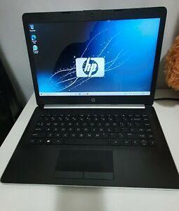 "HP Laptop 14""  AMD E2-9000e 8GB RAM 1TB HDD Win10"