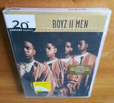 The Best Of Boyz II Men: 20th Century Masters DVD Collection (DVD, 2004) video