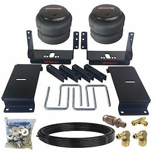 airmaxxx Air Over Load Tow Assist Kit For 1980 - 97 Ford F250 Truck 3/4 Ton