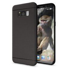 Samsung Galaxy S8 Plus Handy Hülle von NALIA, Silikon Cover Case Punkte Bumper