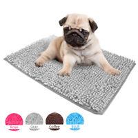 Pet Dog Cat Bed Puppy Boy Girl Dogs Sleeping Plush Cushion Blanket Bathroom Pad