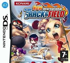 NINTENDO DS 3DS TRACK AND FIELD Sport Olympiade * Top Zustand