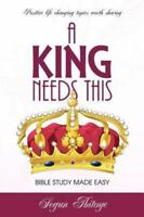 A King Needs This, Like New Used, Free shipping in the US