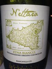 6 Bottiglie  ETNA bianco DOC 2016  N'ETTARO MASSERIA SETTEPORTE